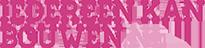 Logo iedereenkanbouwen.nl